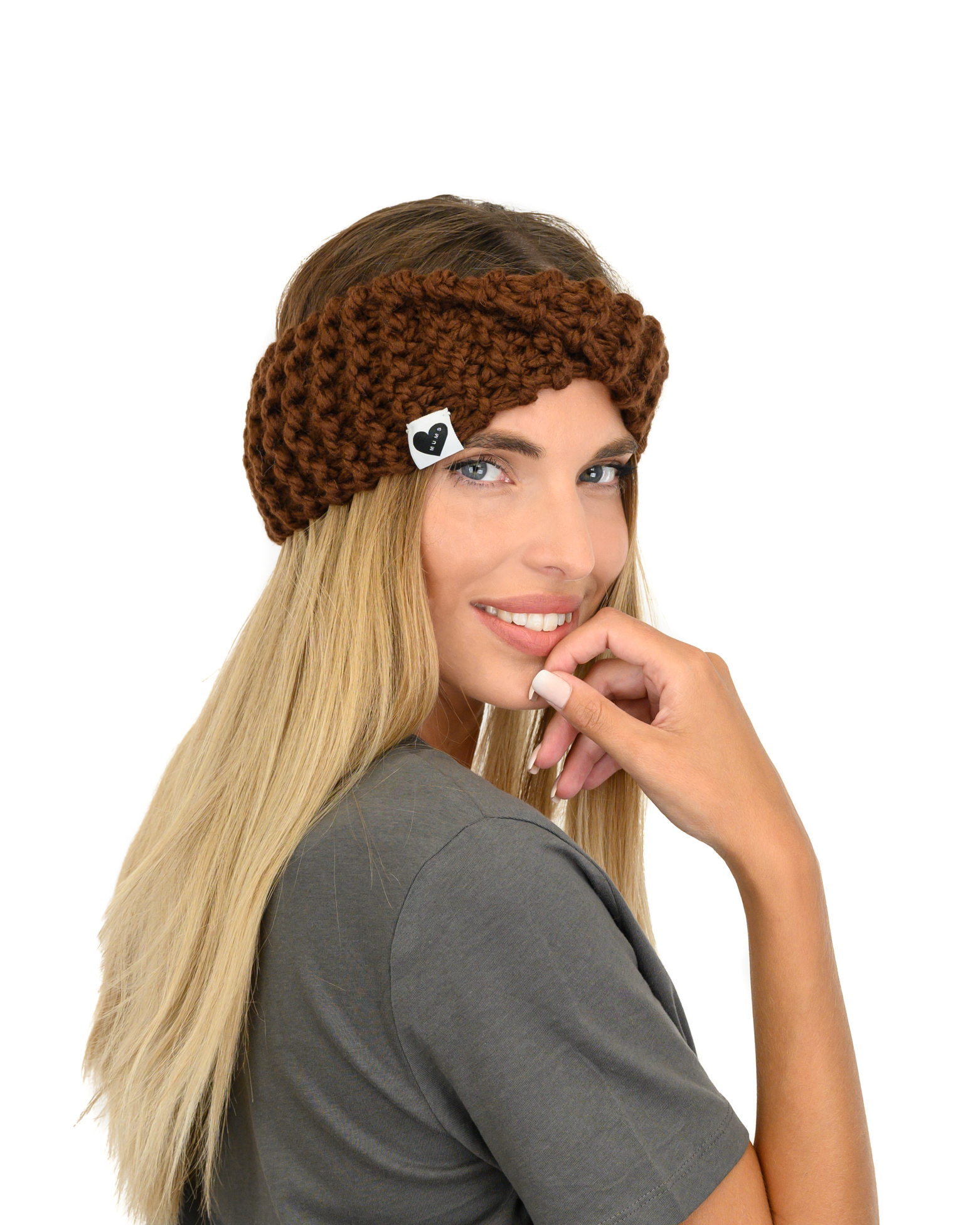 Twisted Knitted Headband
